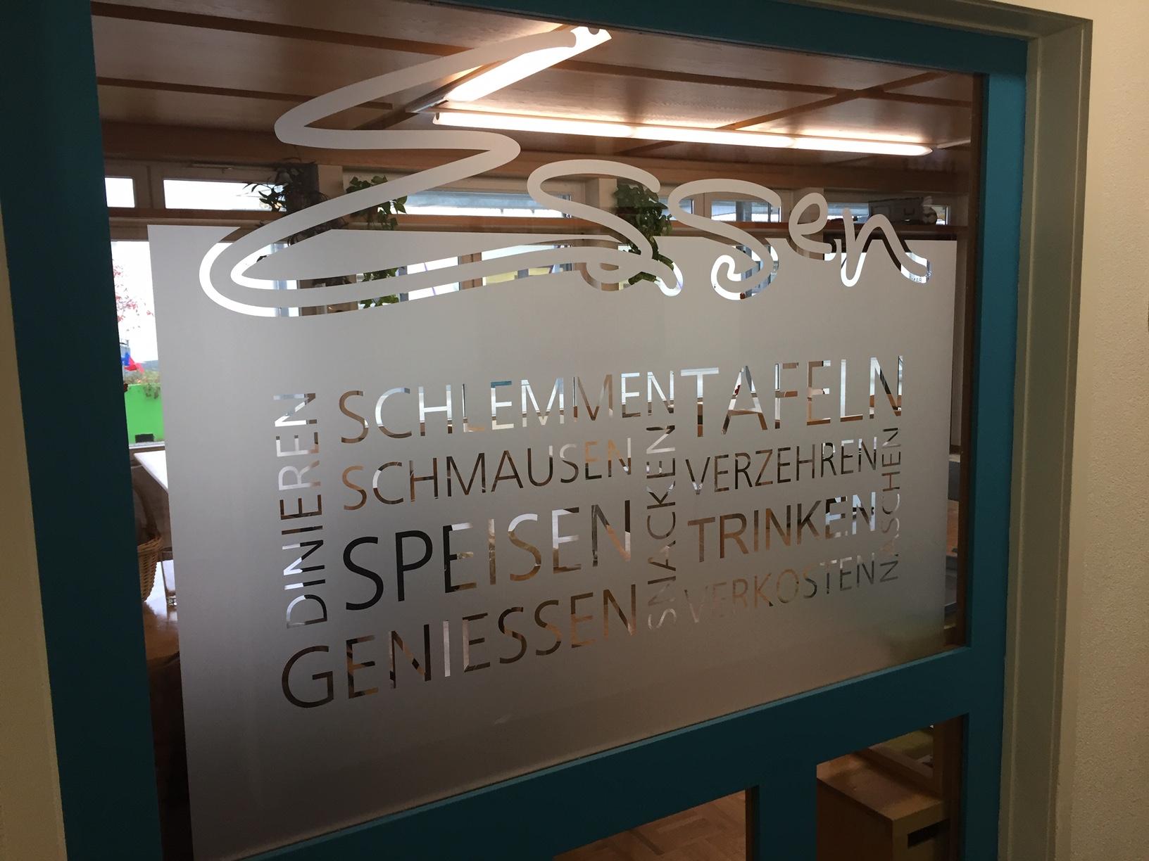 Wm300 Glasdekorfolie Glasschutzfolien Schweiz